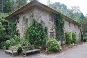 Furnace Mill, Bodnant, Conwy.